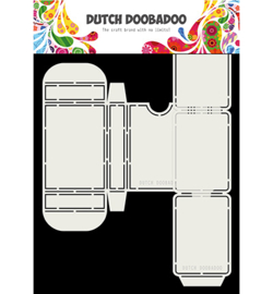 470.713.068 - DDBD Dutch Box Art Speelkaarten