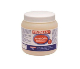 Collall Vernislijm Colle découpage-1 transparant 250ml