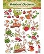 Marianne Design Woodland Christmas AK0060