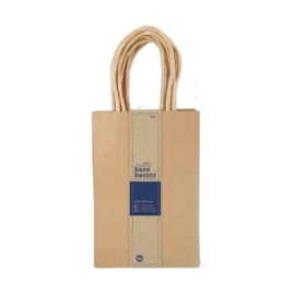 Kraft Gift Bags Klein