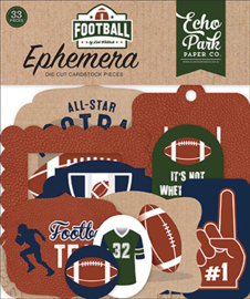 Echo Park - Football Ephemera