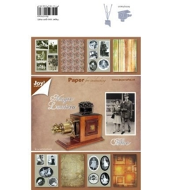 Joy! Crafts Paper Bloc Magic Lantern 6011/0049