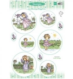Marianne Design Snoesjes 3DHM0069