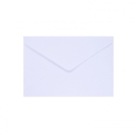 Florence enveloppen 120g 11,4x16,2cm x25 wit