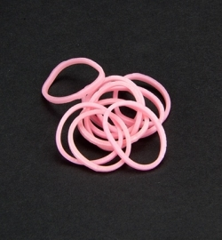 Band-It 600 Elastiekjes 6200/0873 Pastel Coral