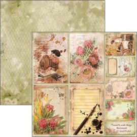 Ciao Bella - Cards -  30,5 cm x 30,5 cm -CBSS093
