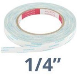 Scor-Tape - ongeveer 0,64 cm. breed / 24,5 meter