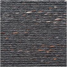 Rico Essentials Merino Plus dk Tweed - 383236.005 - Antracite