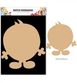 460.440.024 - Dutch DooBaDoo - MDF Art Monster 4