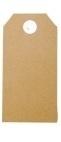 Joy!Crafts Label Paperboard Brown 8098/0001