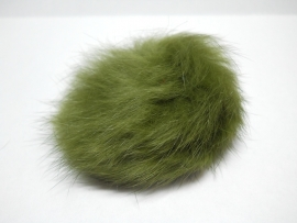 Pom-Pon Fluffy Groen