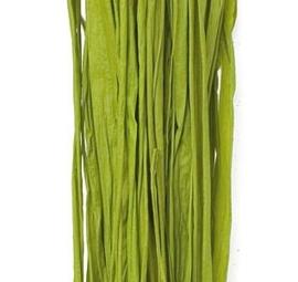 Natuur Raffia 25 gram Licht Groen kleur nr 63