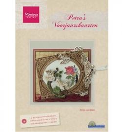 Petra's Sierlijke Voorjaarskaarten
