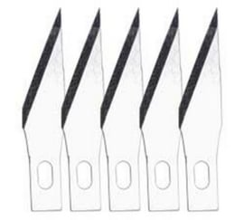 Tonic Studios - 5 spare blades for Kushgrip art knife  - 204E