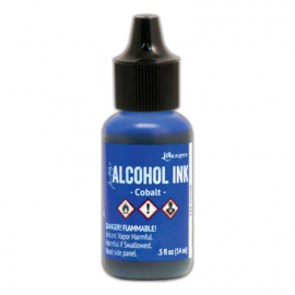 Ranger -  Tim Holtz Alcohol Ink - Cobalt