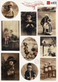 Marianne Design Vintage / Vintage Christmas/ Beach