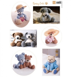Marianne Design Beary Cute
