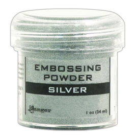 Ranger - Embossing Powder - Silver - 34 ml.
