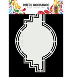 DDBD Dutch Shape Art Janneke - A5