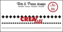 Crealies Bits & Pieces no. 86