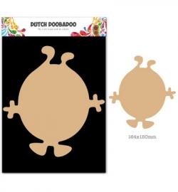 460.440.023 - Dutch DooBaDoo - MDF Art Monster 3