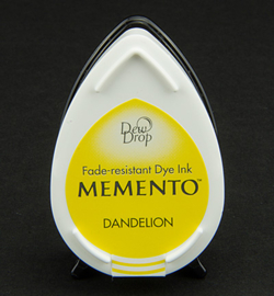 Memento Dew Drop Ink Pad  MD-100 Dandelion