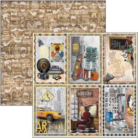 Ciao Bella - Cards - 30,5 X 30,5 CM - CBSS113