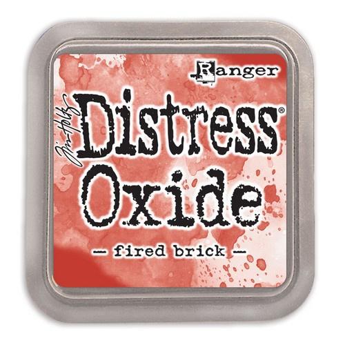Ranger - Distress Oxide Inkt - Fired Brick TDO55969