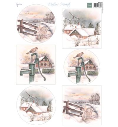 MB0182  Mattie  - Mattie's mooiste: Hollandse Winter