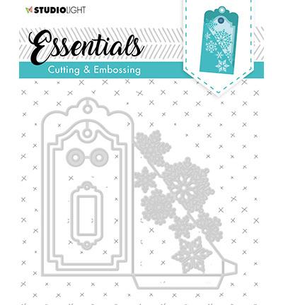 SL Cutting & Embossing Die Label Essential, nr.318