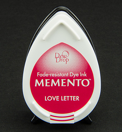 Memento Dew Drop Ink Pad  MD-302 Love Letter