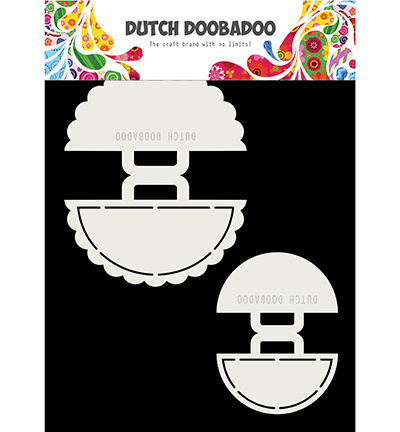 Dutch Doobadoo Shape Art  - Strand Tasjes 2 delig   -  470.713.720