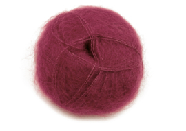 Mohair Brushed Lace - 3017 rhododendron