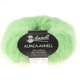 Alpaca-Annell 5723 lente groen