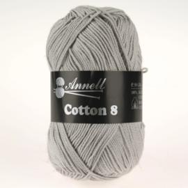 Cotton 8 - 57 lichtgrijs
