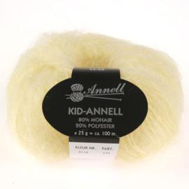 Kid-Annell 3114 pastelgeel
