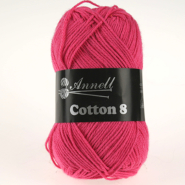 Cotton 8 - 77 donkerroze