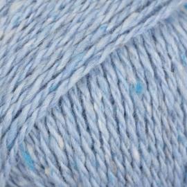 Soft Tweed mix 11 aquamarijn