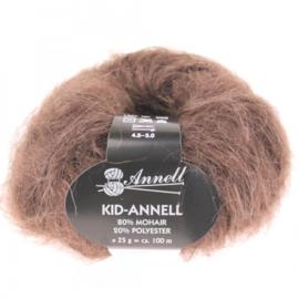 Kid-Annell 3103 donker bruin