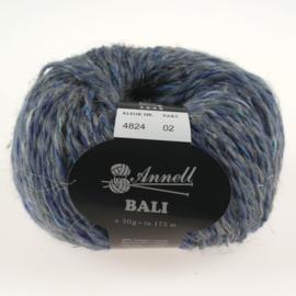 Bali 4824 denim/jeansblauw