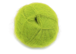 Mohair Brushed Lace - 3099 lime