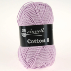 Cotton 8 - 54 lila