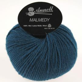 Malmedy 2581 petrol blauw