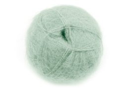 Mohair Brushed Lace - 3023 groene thee