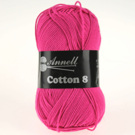 Cotton 8 - 79 fuchsia