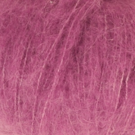 Brushed Alpaca Silk Uni 08 heide