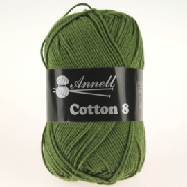 Cotton 8 - 49 bos/woudgroen