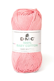 100% Baby Cotton 764 rose
