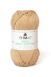 100% Baby Cotton 773 nude
