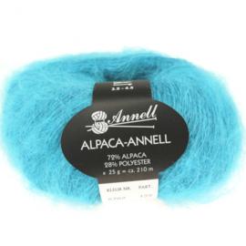 Alpaca-Annell 5762 hemels blauw